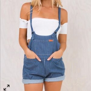 PRINCESS POLLY Jarvis Overalls